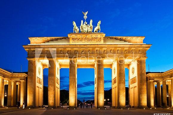 Brandenburger Tor - Duitsland