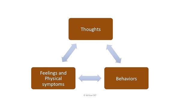 Cognitive behavioral model of change