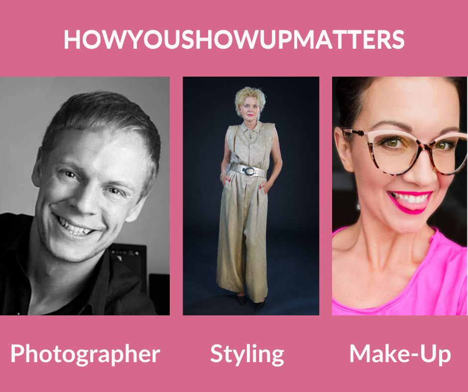 Your How You Show Up Matters Day