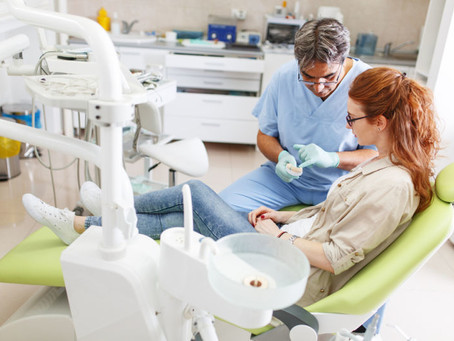 Manassas Dental Office: Most Common Procedures