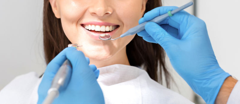 patient with Manassas Best Dentists