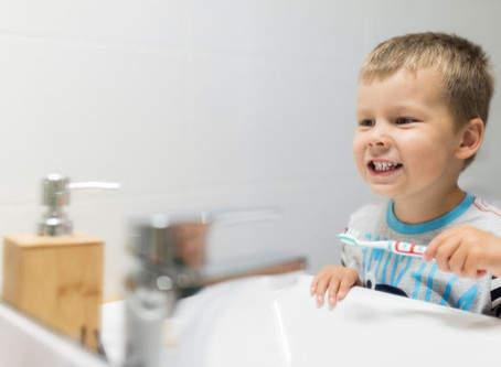Dentist Manassas | How to Maintain Your Child's Teeth