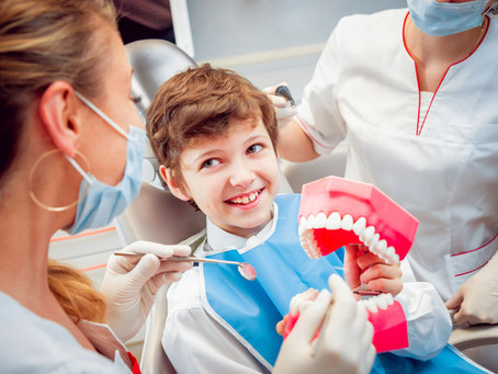 What are Pediatric Dentists?