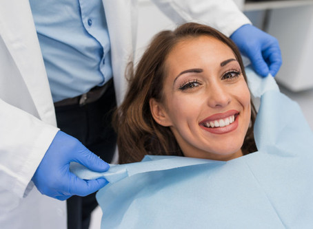 Manassas Dentist: Your First Dental Visit