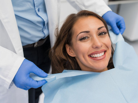 Manassas Dentist: Your First Dental Visit