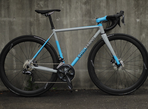 EQUILIBRIUM E1 disc road bike for Mr.W