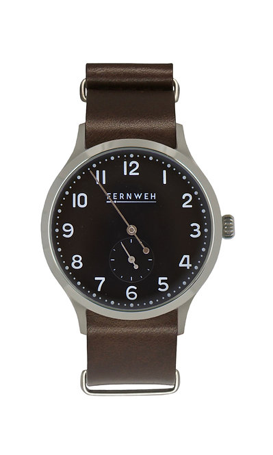 CLIPPERTON - Calf leather NATO