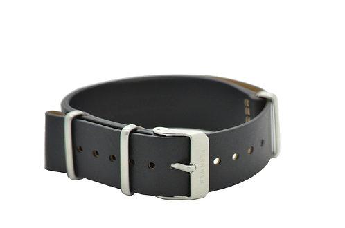 Leather NATO strap