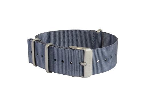 Grey nylon NATO strap