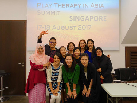 Play Therapy in Asia Summit