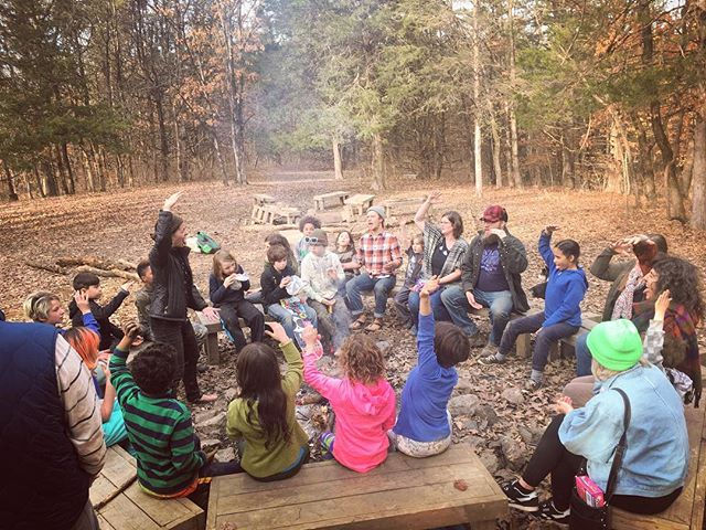 Community Camp Day 2/17/20