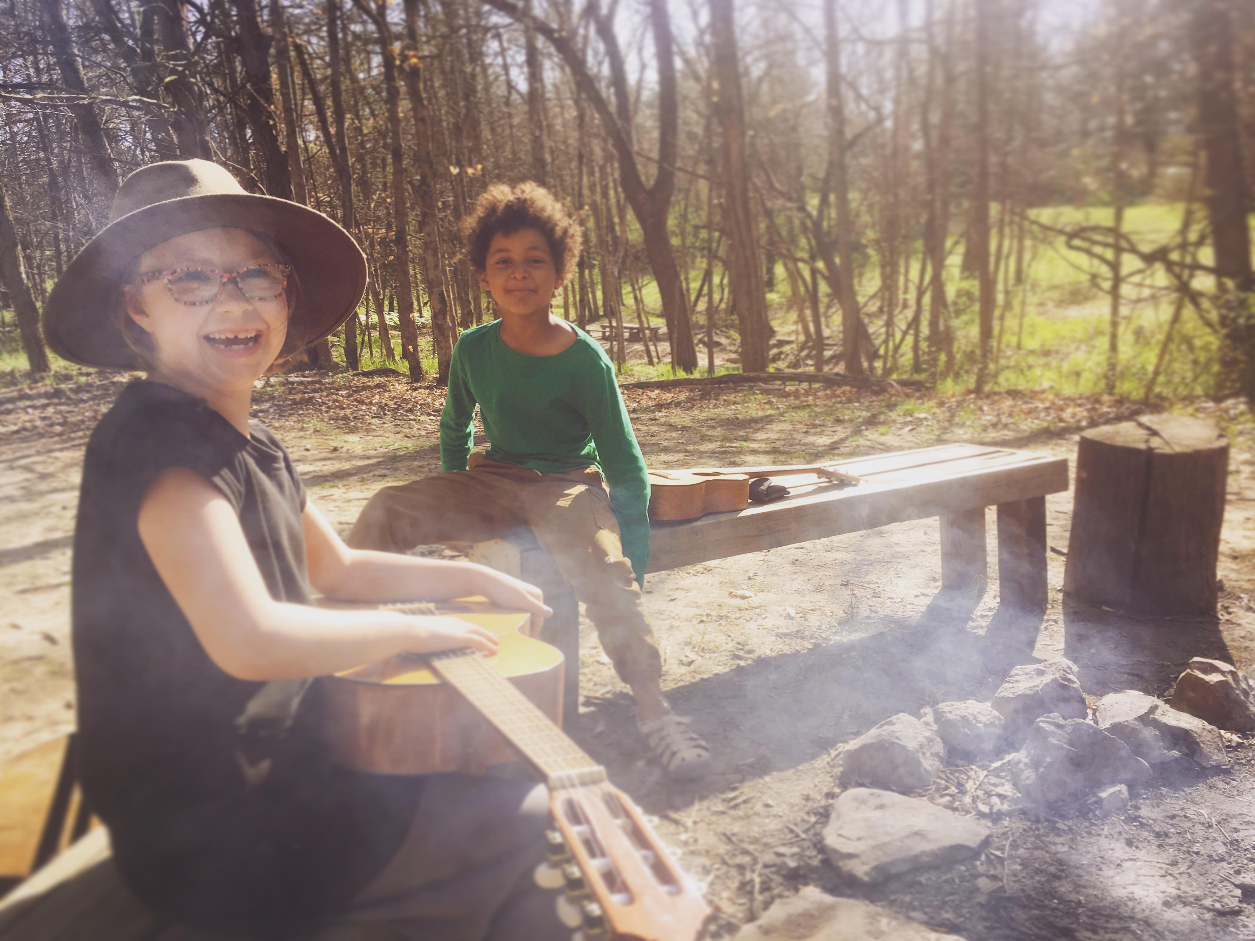 Community Camp Day 3/11/20