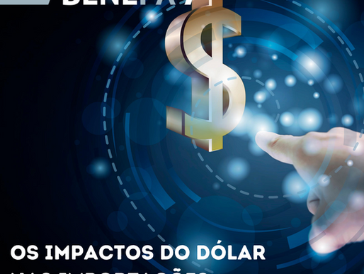 Uma breve análise do dólar e sua influência nas importações - Análise primeiro semestre 2020