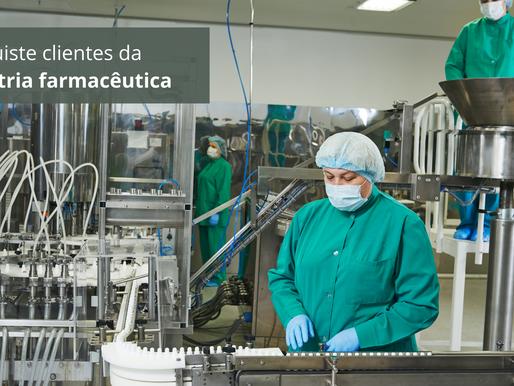 Como conquistar clientes da indústria farmacêutica?