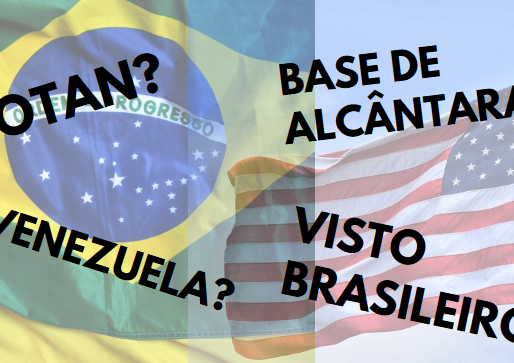 BOLSONARO NOS ESTADOS UNIDOS - PRINCIPAIS ASSUNTOS & INFLUÊNCIAS INTERNACIONAIS