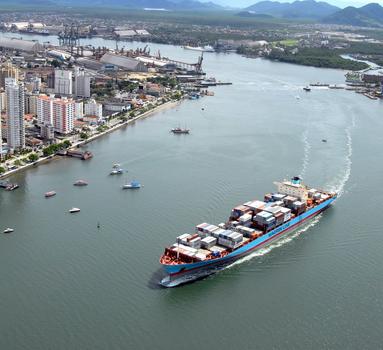 Privatização do porto de santos?