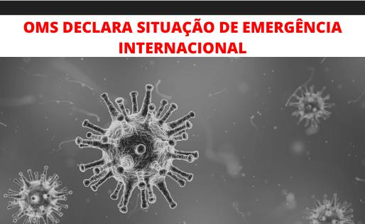 Influência do Coronavírus no Comércio Internacional e economia global.