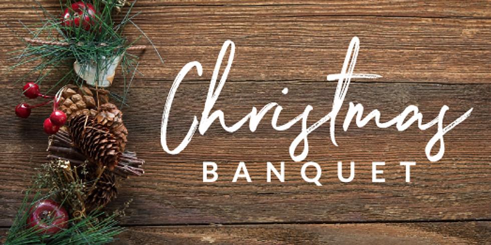 Annual Christmas Dinner 2019
