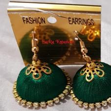 Green Jhumkha