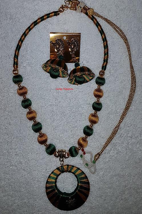 Green-Gold Set
