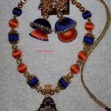 Blue - Orange Set
