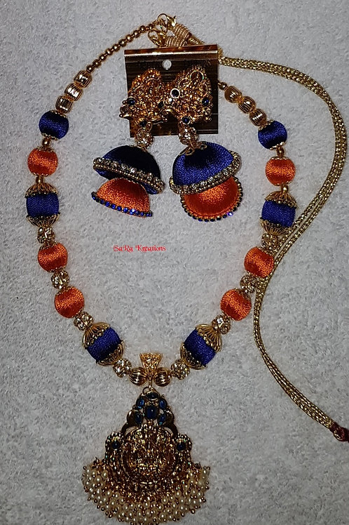 Blue-Orange Set