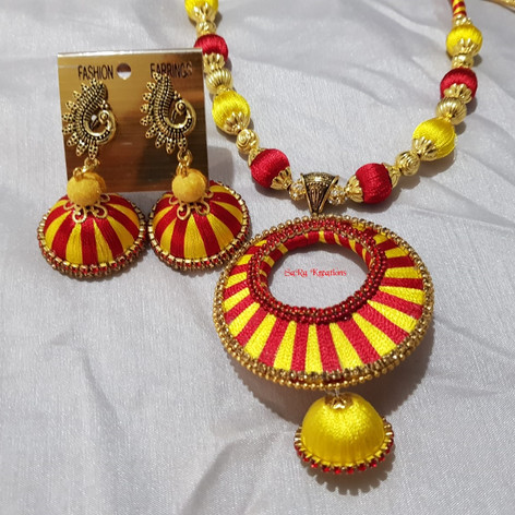 Yellow - Red set