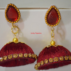 Red Jhumkha