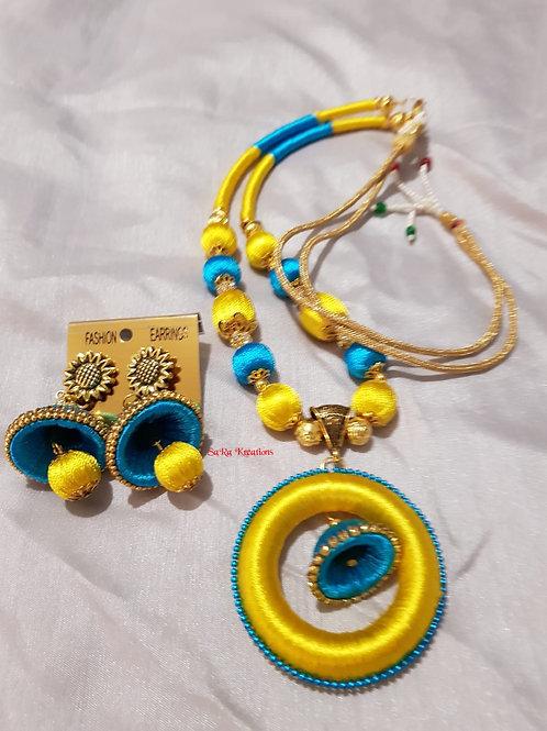 Yellow - Blue Set