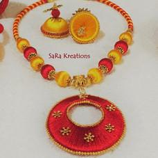 Yellow-Red Set