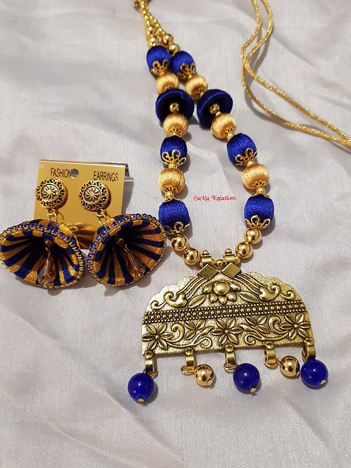 Blue - Gold Set