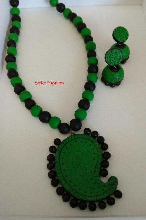 Green - Black Set
