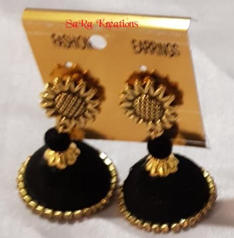 Black Jhumkha