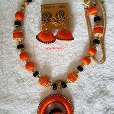 Black - Orange Set