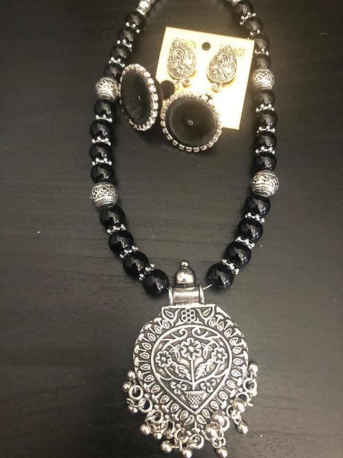 Black - Silver Set