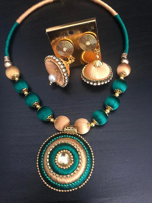 Green - Gold Set