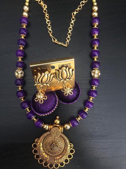 Purple - Gold Set