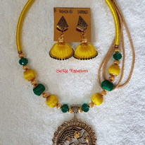 Chain and Earring Set