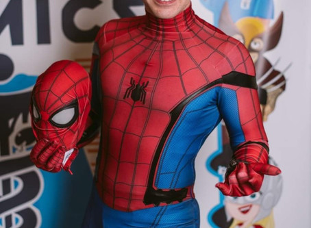 Captain's bLog 102020.08 : Spider-Man's Spectacularly Amazing Anniversary!