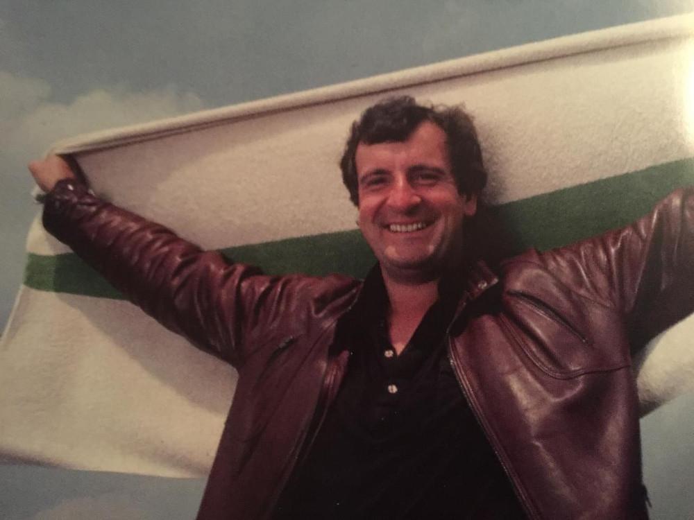 Photo of Douglas Noel Adams aka DNA