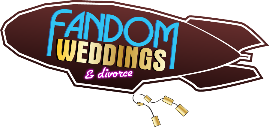 Fandom Weddings and Divorce Logo