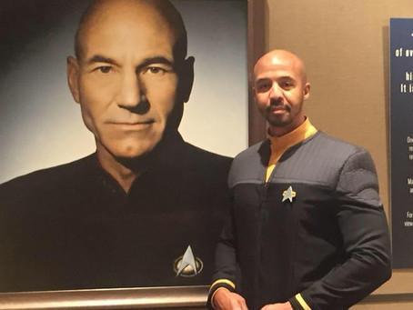 Captain's bLog 162020.6 : Captain Picard Day!