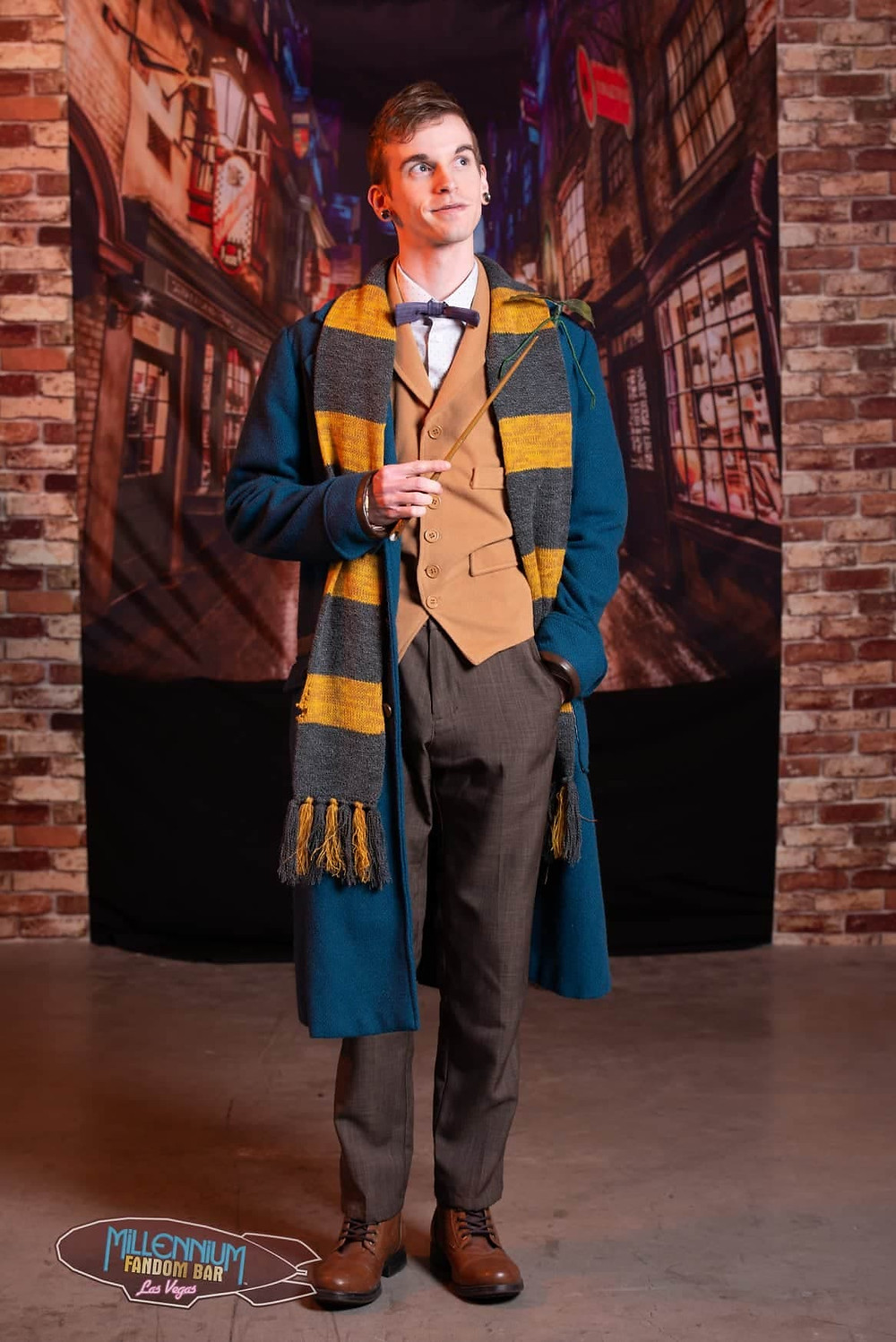 Dylan J Bittner, guest blogger for the fandombar.com Community bLog: Harry Potter's Magical Day of Birth!
