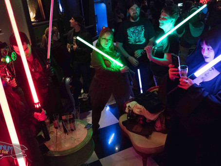 Captain's bLog 042020.5 : Happy May the Fourth!