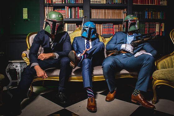 MFB Star Wars 40th Anniversary Celebrati
