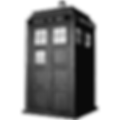 Tardis from Doctor Who