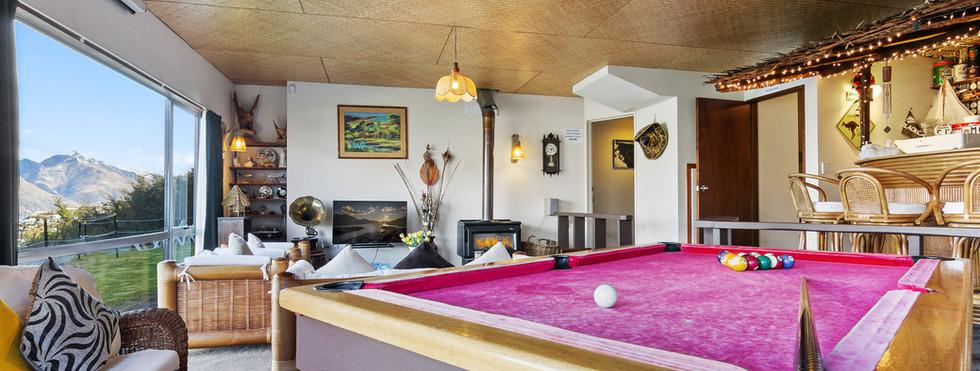 Alpine Suites Games Room