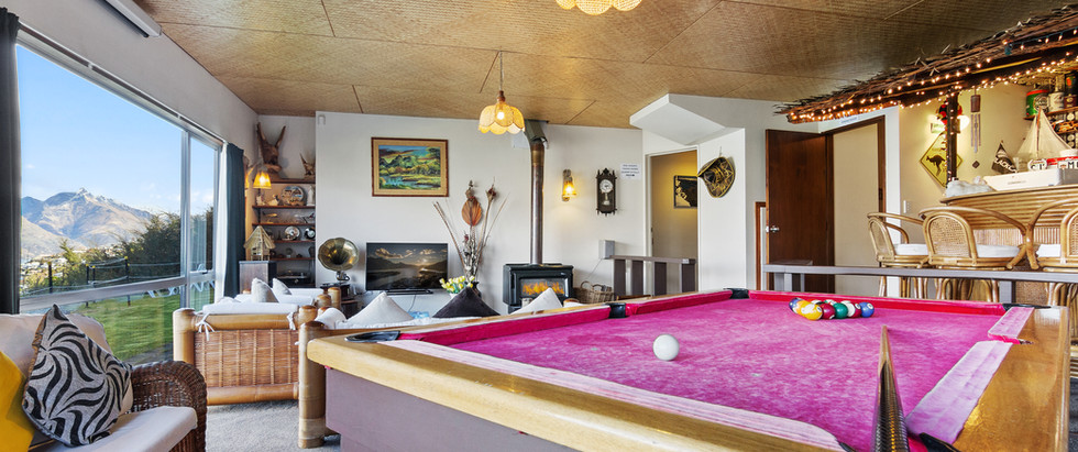 Alpine Suites Games Room