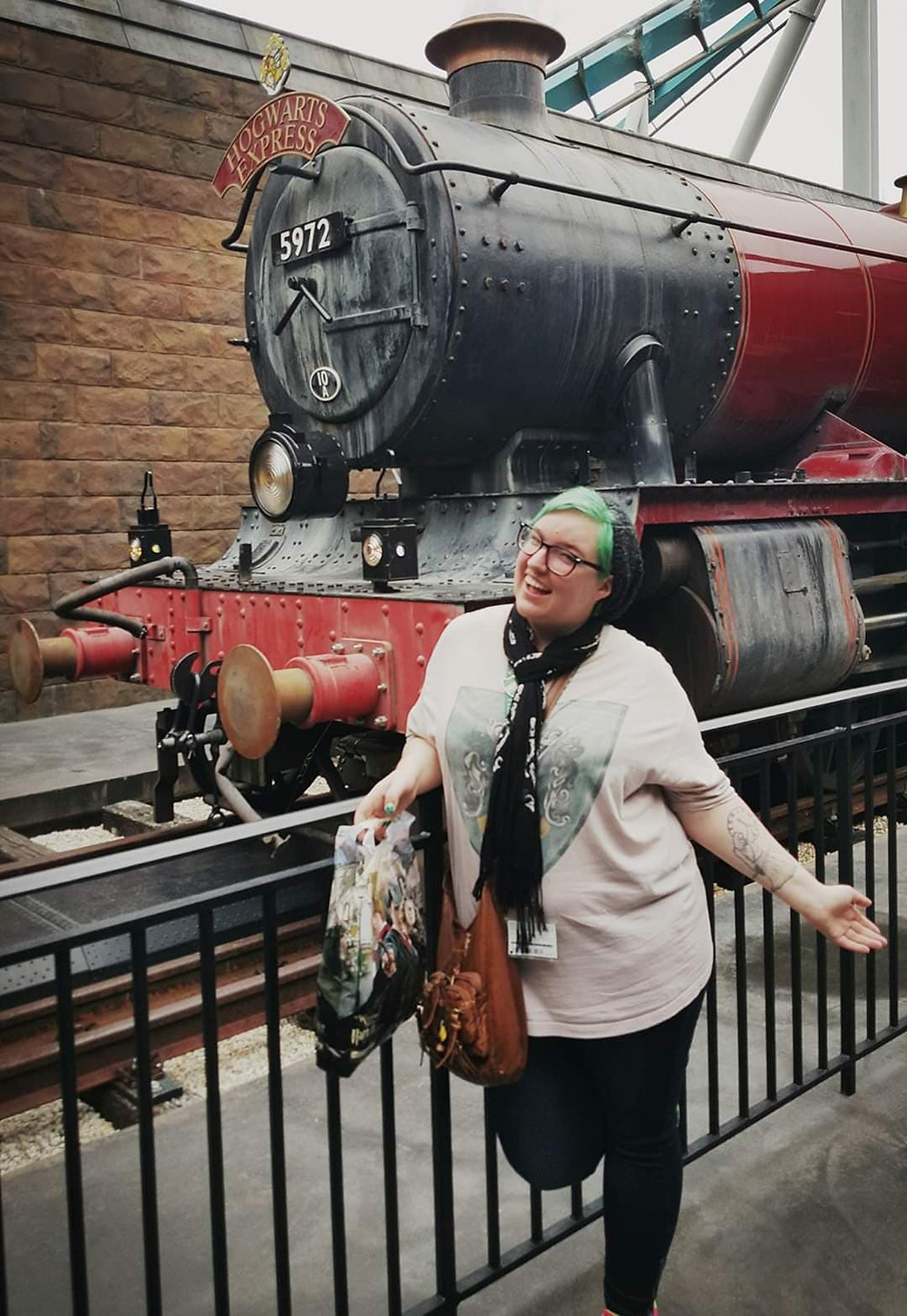 Erica Dobbins, guest blogger for the fandombar.com Community bLog: Mothers and Women in Harry Potter