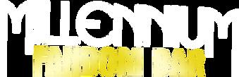 Millenium Fandom Bar Logo